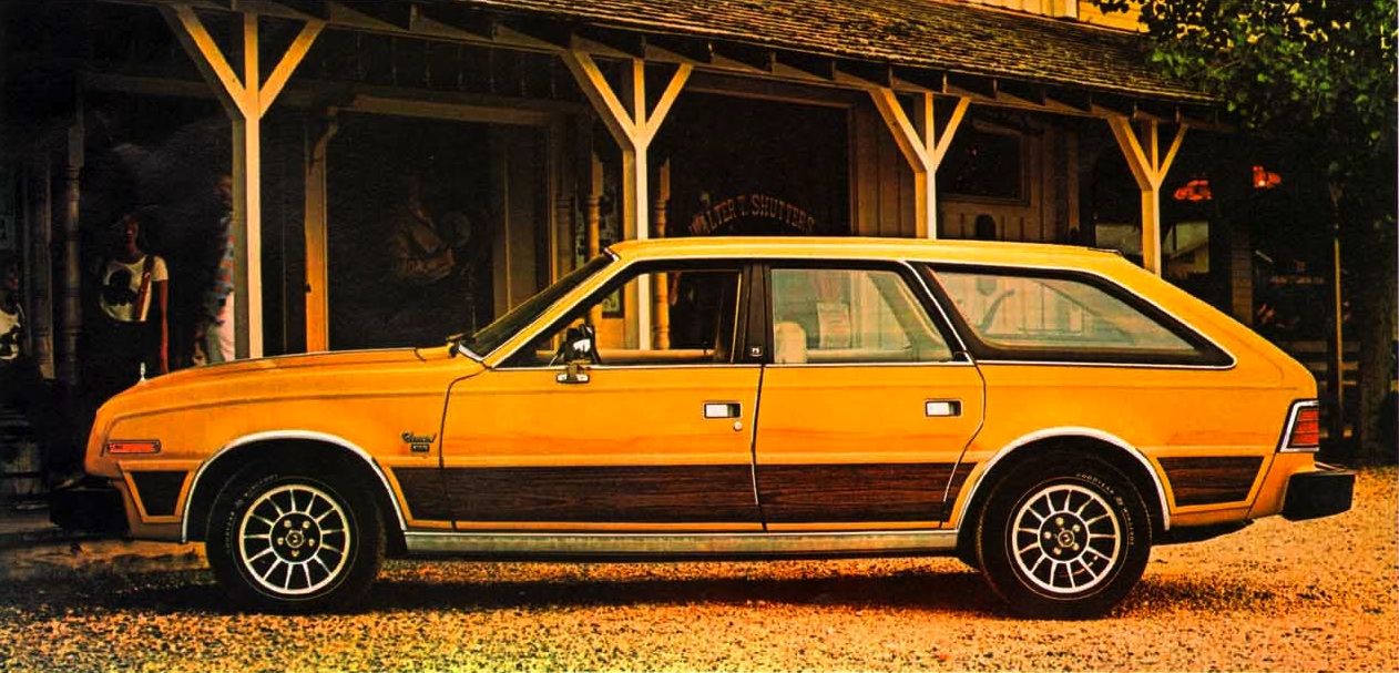1981 AMC Wagon
