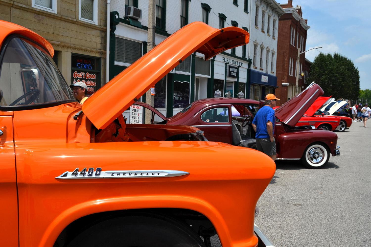 2015 Waterloo Optimist Club Car Show
