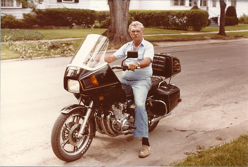 1982 Suzuki GS 1100 GK