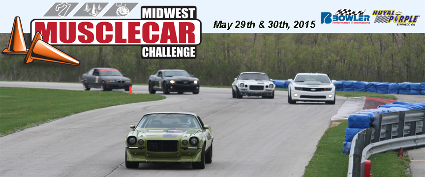Midwest Muscle Car Challenge V8TV