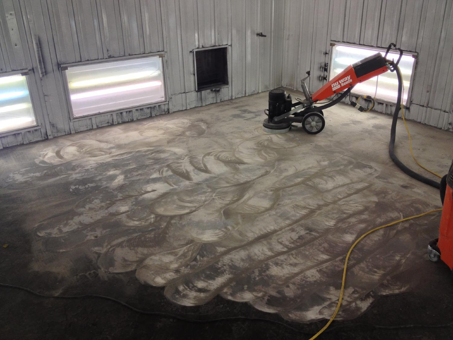 Our Rocksolid Polycuramine Floor Coating Experience V8
