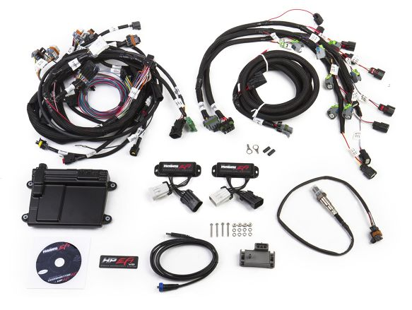 Holley Coyote EFI Harness 550-618