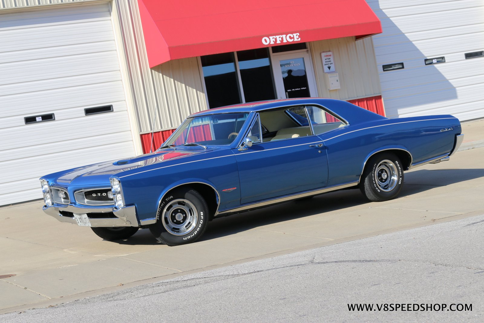 1966 Pontiac GTO Maintenance Photo Gallery
