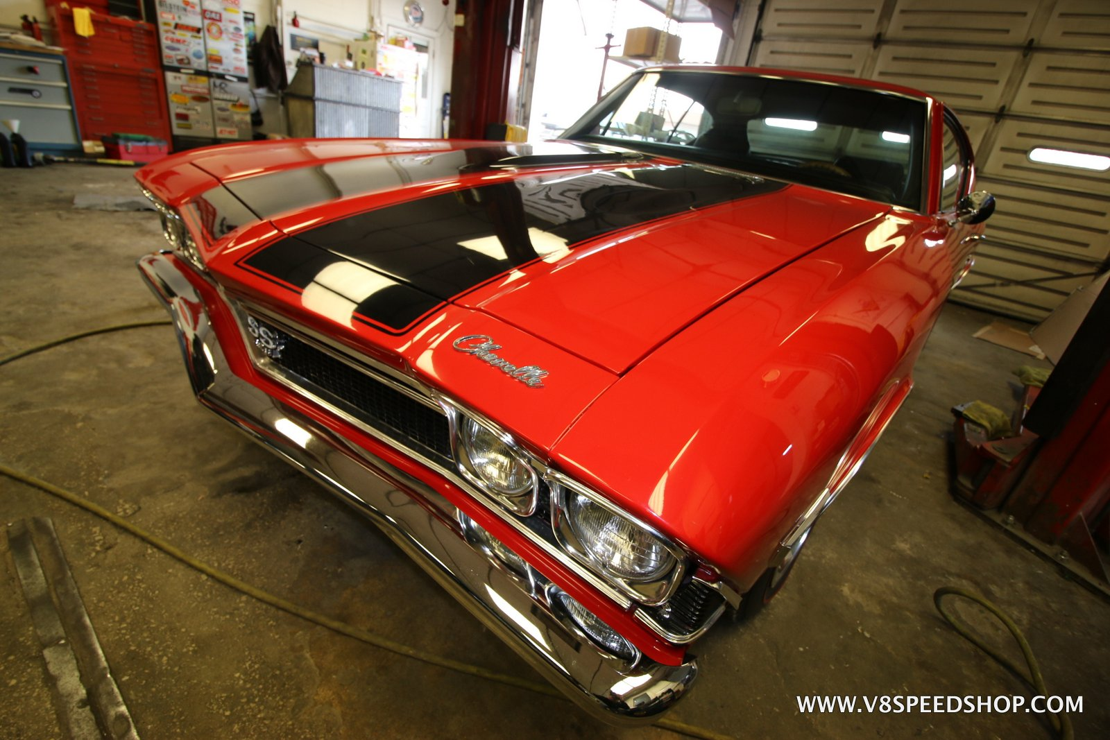 1968 Chevelle Performance Modifications Photo Gallery