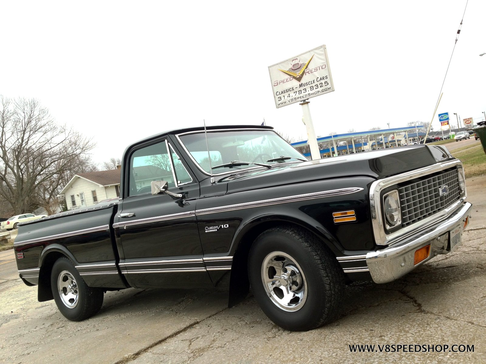 1971 Chevrolet C10 LS3 Swap