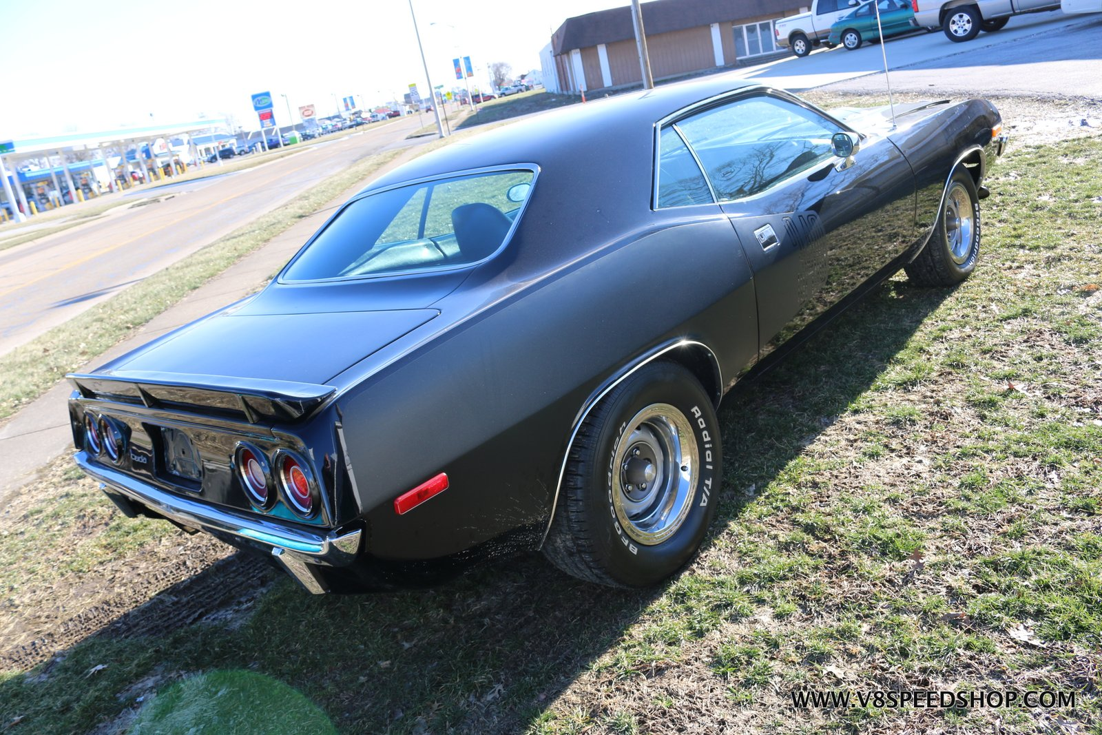 1972 Plymouth 'Cuda Performance Upgrades at the V8 Speed & Resto Shop