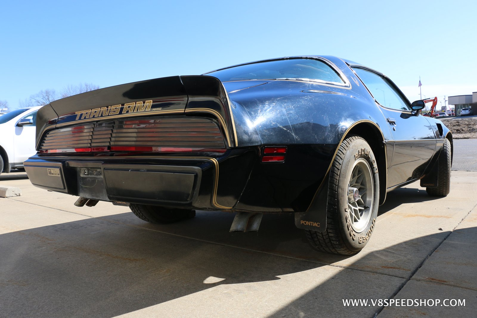 1979 Pontiac Trans Am Maintenance and Upgrades at V8 Speed and Resto Shop