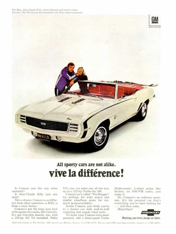 Cool Muscle Car Ads in V8TV Forum