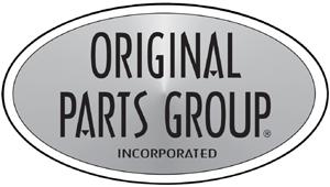 Original Parts Group, Inc. OPGI