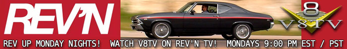 V8TV on Rev'n