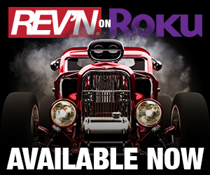 Rev'n on Roku