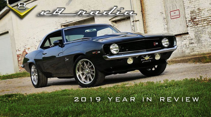 V8 Radio Podcast:  2019 Is A Wrap, Mike's GTO Update, Trivia, and More!