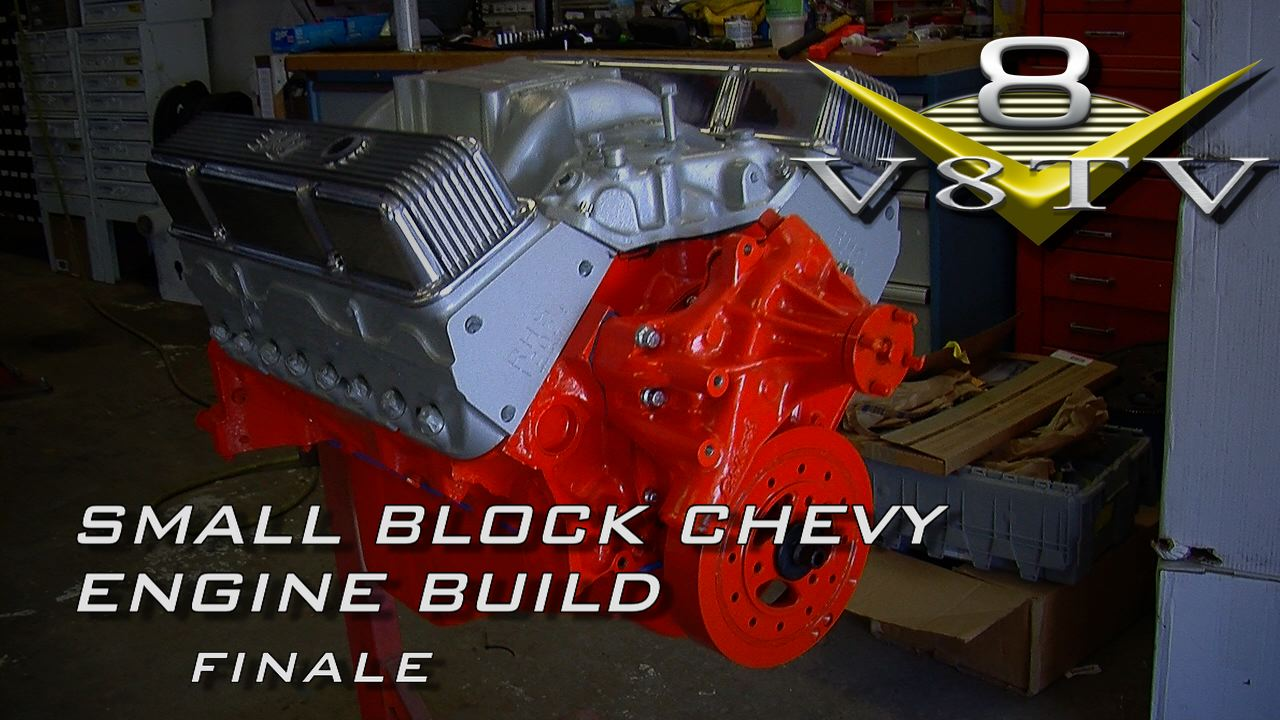 6 Part Small Block Engine Rebuild Video Series