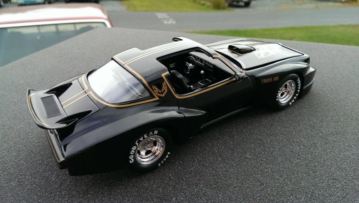 Trans Am Wide Body Kit Update Upcoming Cars 2020