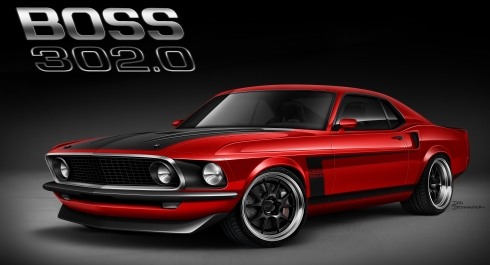 Muscle Car, Photos, V8 Speed & Resto Shop