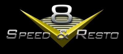 V8Speed&RestoLogo